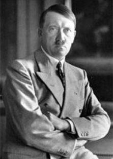 Photo portrait of Hitler
