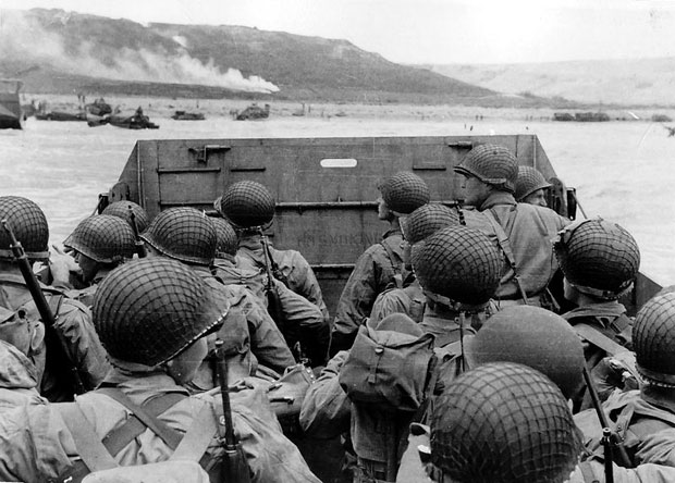 Allied Invasion of Normandy, June 6, 1944, 'D-Day'