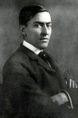 Photo portrait of George Ade