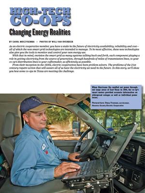 Screenshot from High-Tech Co-ops magazine