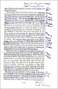 Annotating to Deepen Understanding (English III Reading