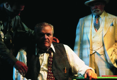 Brian Dennehy as Willy Loman in Death of a Salesman
