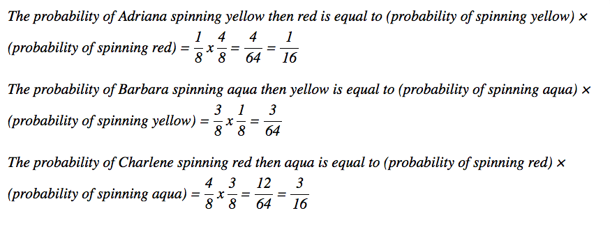 Finding The Probabilities Of Dependent And Independent Events