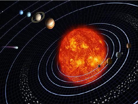 Revolve Earth